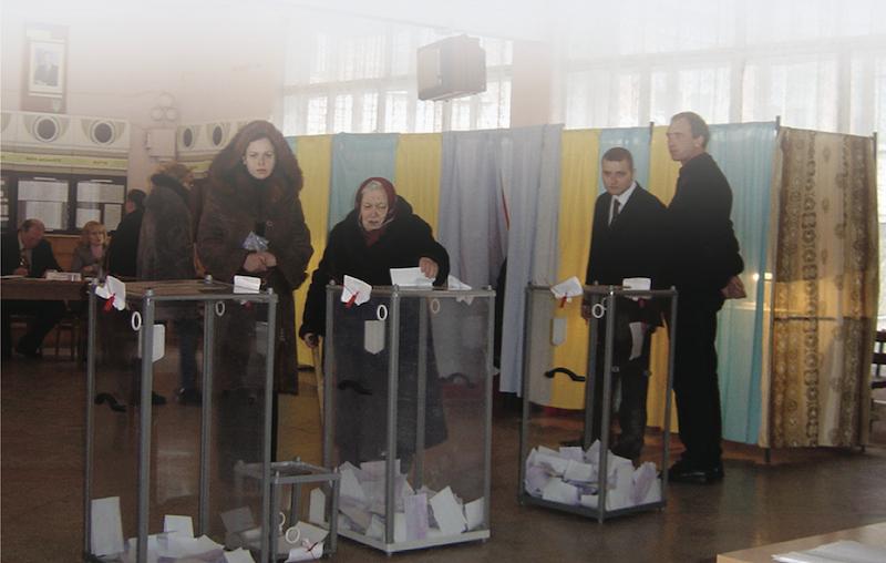 Case Study: Ukraine, 2006